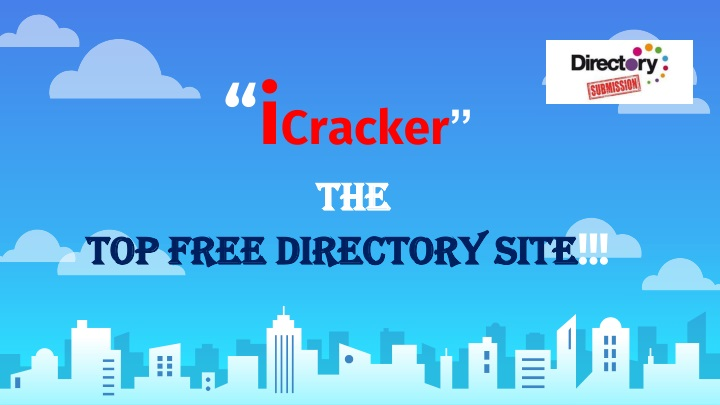 i cracker the top free directory site n.