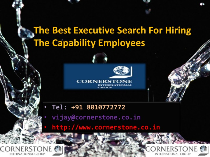 the best executive search for hiring n.