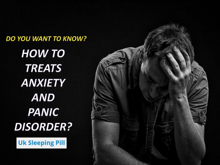 how to treats anxiety and panic disorder n.