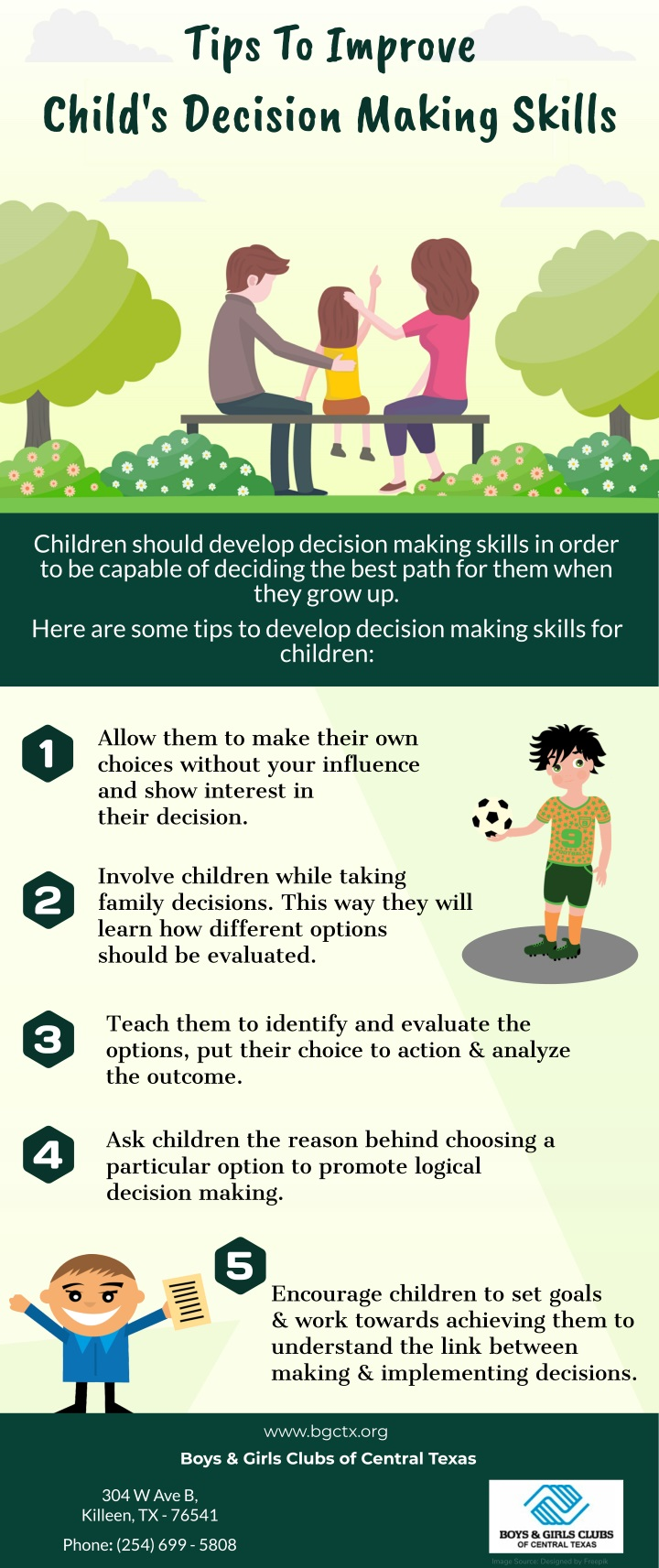 tips to improve child s decision making skills n.