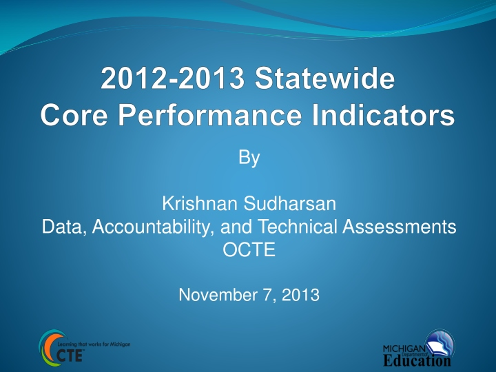 2012 2013 statewide core performance indicators n.