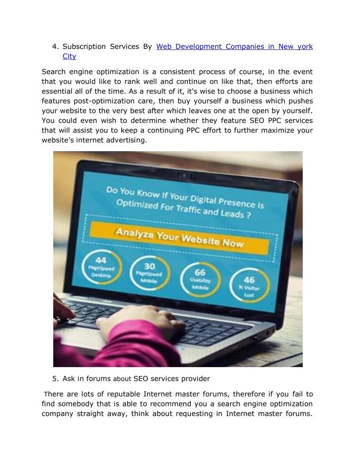 PPT - Website Design and Development Company | Ecommerce Website