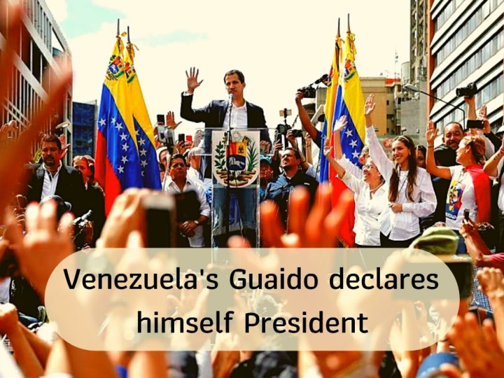 venezuela s guaido declares himself president n.