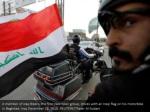 a member of iraq bikers the first iraqi biker