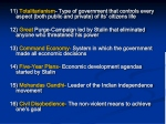 11 totalitarianism type of government that