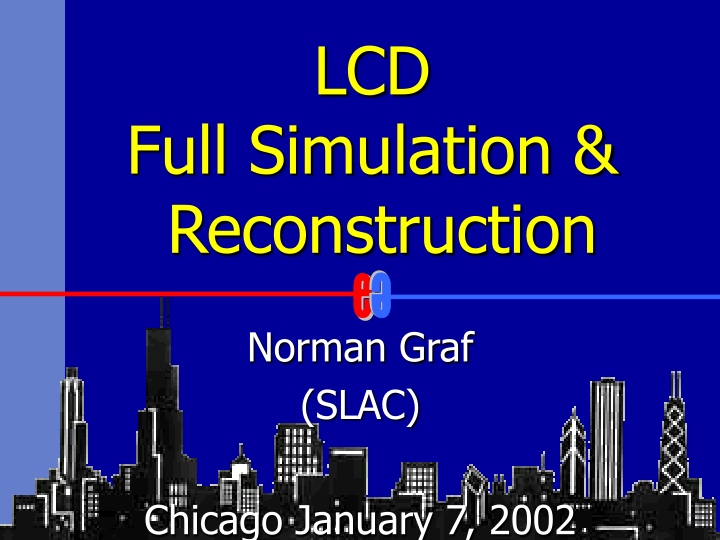 lcd full simulation reconstruction n.