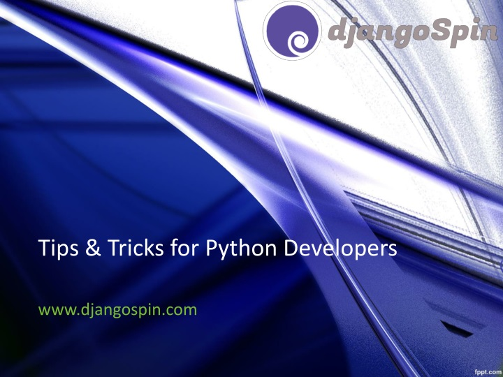 tips tricks for python developers n.