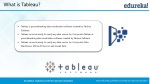 what is tableau 1