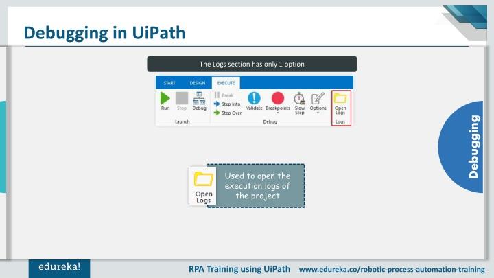 PPT - Error Handling In UiPath | Debugging & Exception