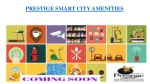 prestige smart city amenities