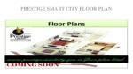 prestige smart city floor plan
