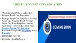 prestige smart city location