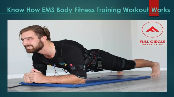 know how ems body fitness training workout works n.