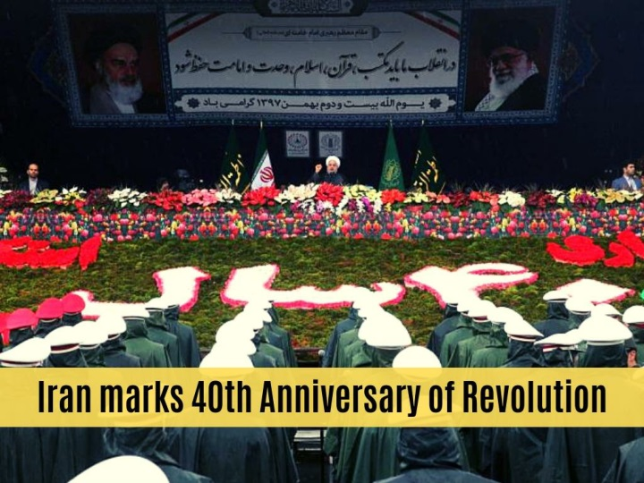 iran marks 40th anniversary of revolution n.