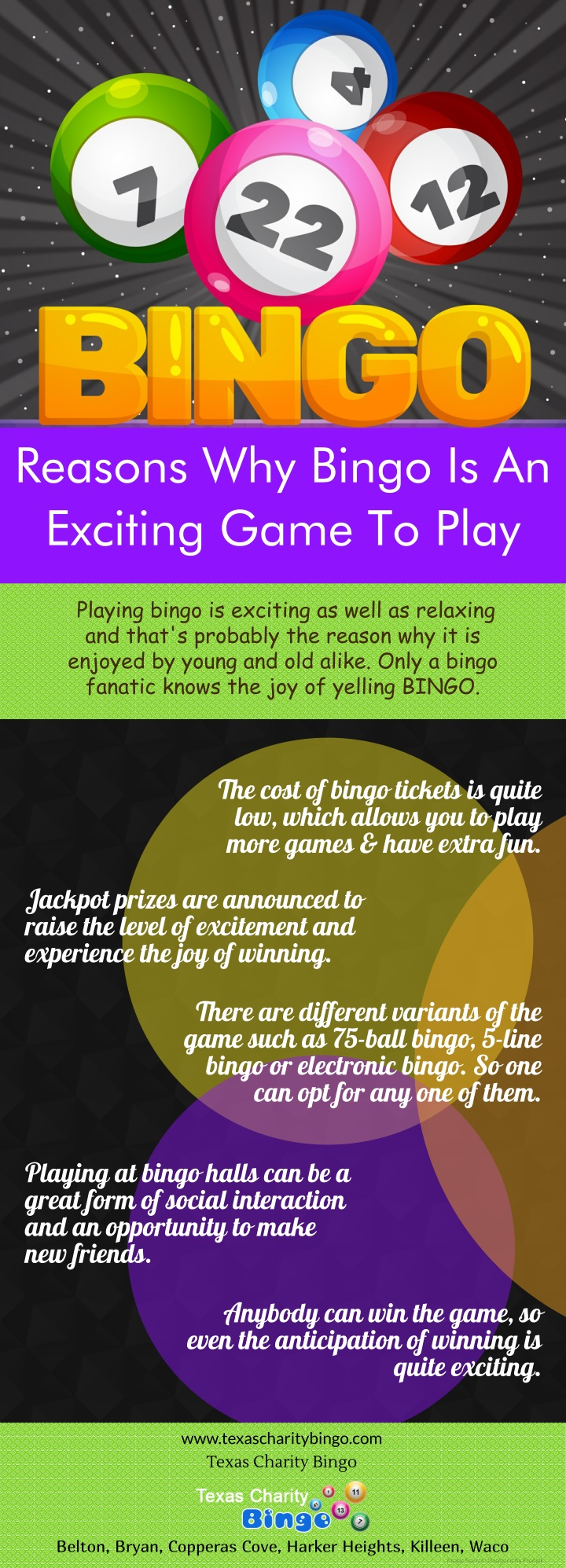 reasons why bingo is an exciting game to play n.