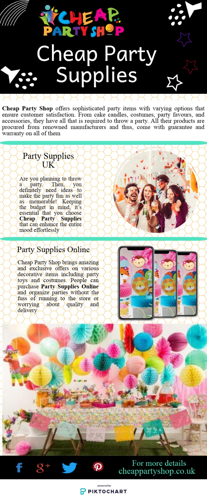 PPT - Cheap Party Supplies PowerPoint Presentation - ID:8193790