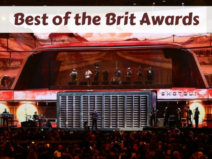 best of the brit awards n.