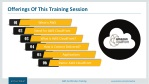 offerings of this training session 5