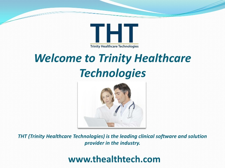 welcome to trinity healthcare technologies n.