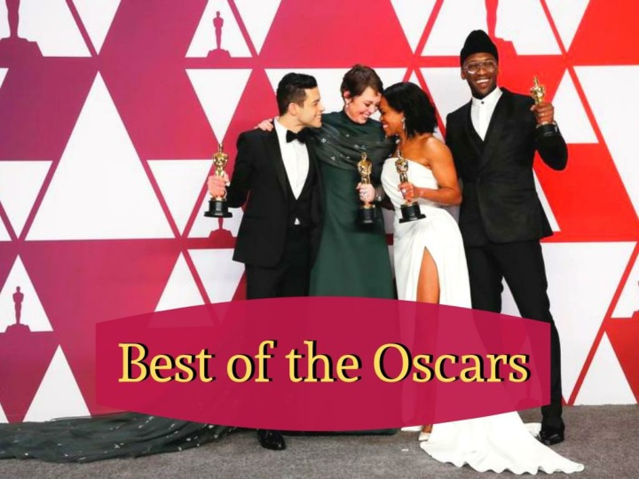 best of the oscars n.