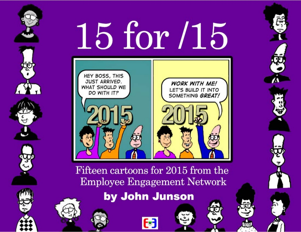 15 excellent employee engagement cartoons n.
