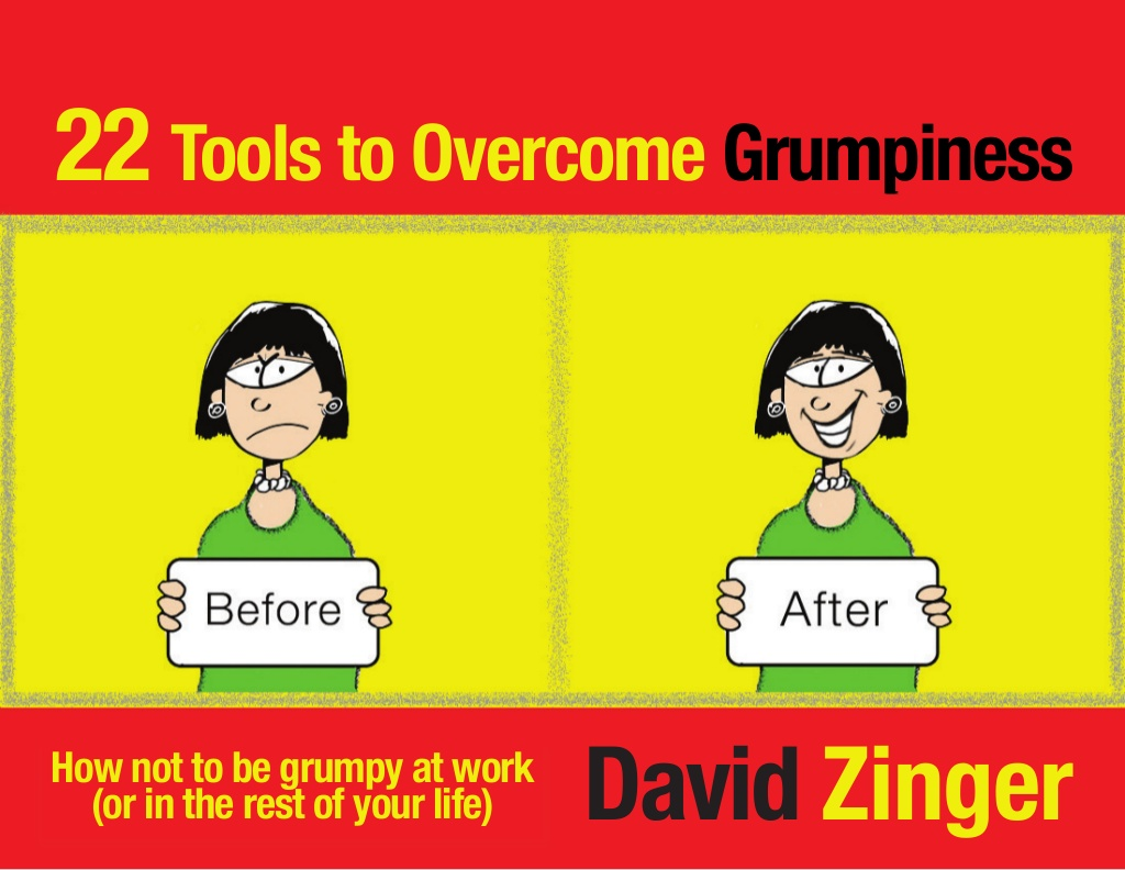 22 tools to overcome grumpiness book n.