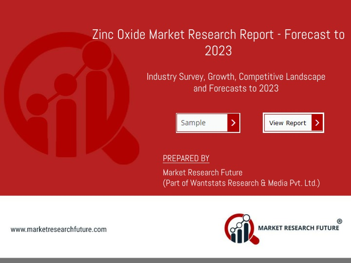 zinc oxide market research report forecast to 2023 n.