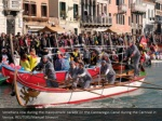 venetians row during the masquerade parade 1
