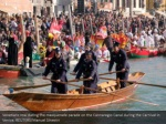 venetians row during the masquerade parade 2