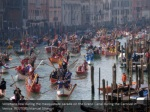 venetians row during the masquerade parade 4