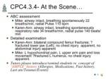 cpc4 3 4 at the scene ul li abc assessment