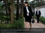 kim yo jong sister of north korea s leader