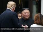 north korea s leader kim jong un and president