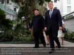 north korean leader kim jong un and president