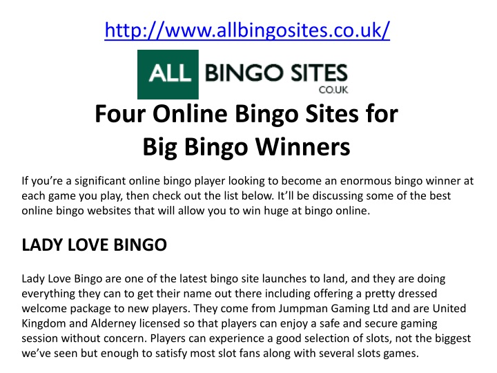 http www allbingosites co uk n.