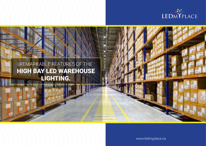 remarkable features of the high bay led warehouse n.