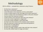 methodology2012 inc 500 list evaluated their