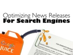 optimizing news releases for search engines