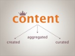 content aggregatedcreated curated