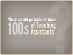how would you like to have 100s of teaching
