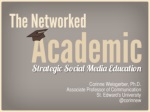the networked academic