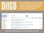 diigo a social bookmarking service focused