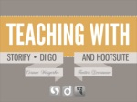 teaching with storify diigo and hootsuite