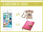 devices diarya question of trust