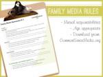 family media rules mutual responsibilities