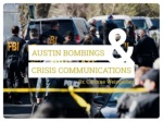 crisis communication the austin bombings