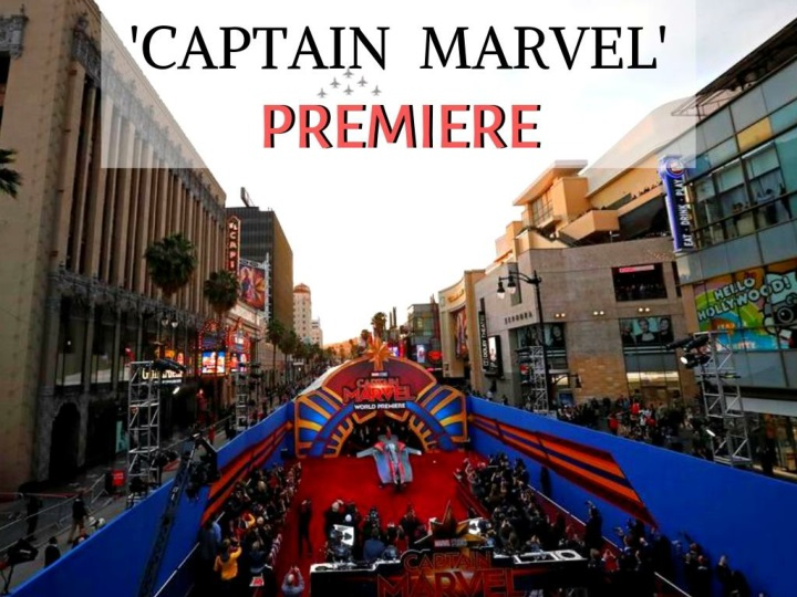 captain marvel premiere n.