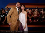 lee pace and gemma chan pose reuters mario anzuoni