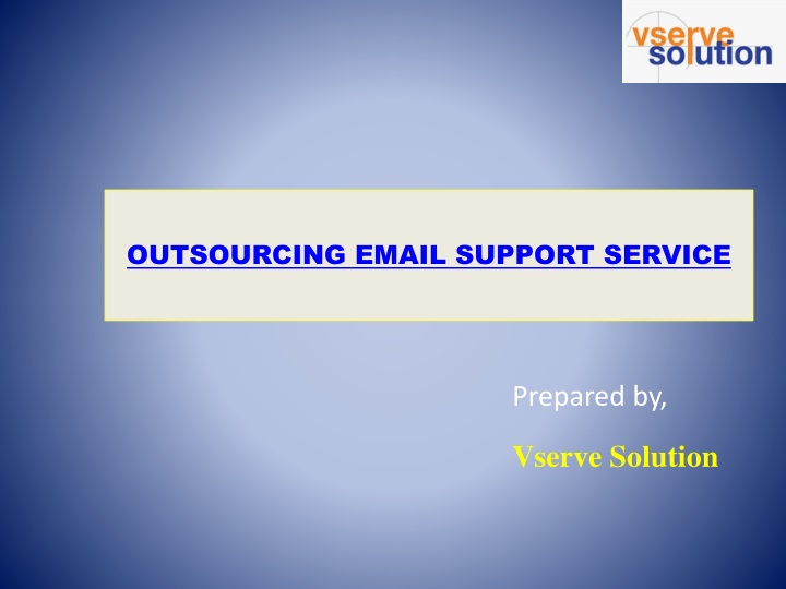 outsourcing email support service n.